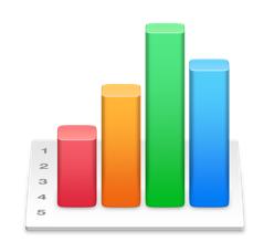 Numbers 表格 - mac电子表格制作