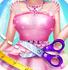 芭比公主婚纱设计 - 婚纱衣服设计游戏
