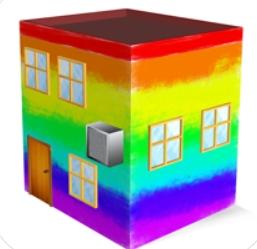 House Paint 3D