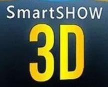 SmartSHOW 3D Deluxe 15.0 - 三维照片幻灯片制作展示