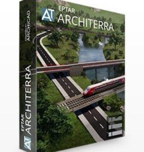 EPTAR Architerra Plus 2.0 for Archicad 24 - 3D地形模型设计软件