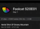 Foolcat 21.1 - 相机分析报告软件