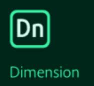 Adobe Dimension v3.4.3 - 2d和3d设计工具