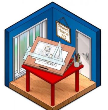 Sweet Home 3D 6.6 中文版 - 室内设计软件