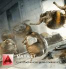 《三维动画制作:Autodesk Maya 2015 SP5》Win版/Mac版/Linux版